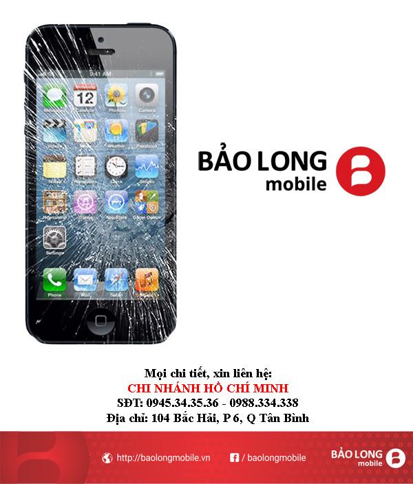 Tại đâu trong TP.HCM thay màn hình iPhone 5 không uy tín?