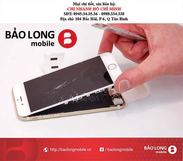 Xin hỏi về vấn đề giá cả khi thay màn hình iPhone 6 ở tại SG