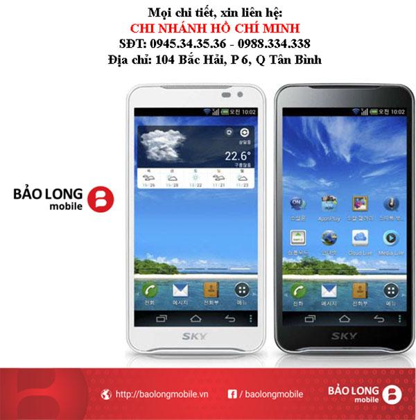Trả lời những thắc mắc của khách hàng trong chuyện xài Smartphone Sky A830
