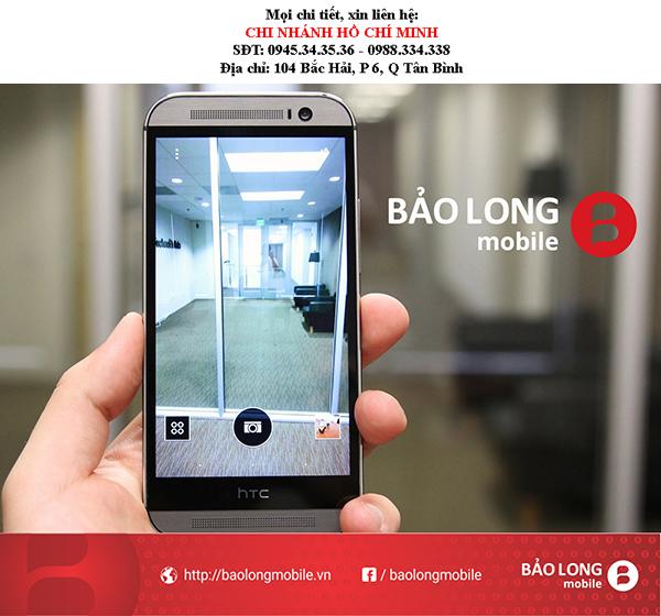 Nơi có chất lượng chuyên sửa chữa cảm ứng HTC One M8 tốt nhất ở SG