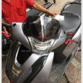 Hình ảnh kính chắn gió xe sh 2017 đẳng cấp cho xe SH 2017 giá phải chăng chính hãng ở Hồ Chí Minh