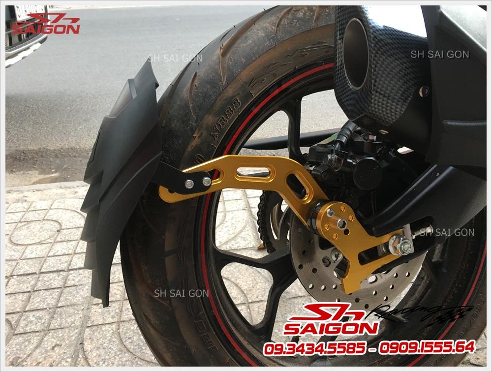 Xe TFX 150 trang bị chắn bùn cực ngầu giá phải chăng uy tín tại Sài Gòn