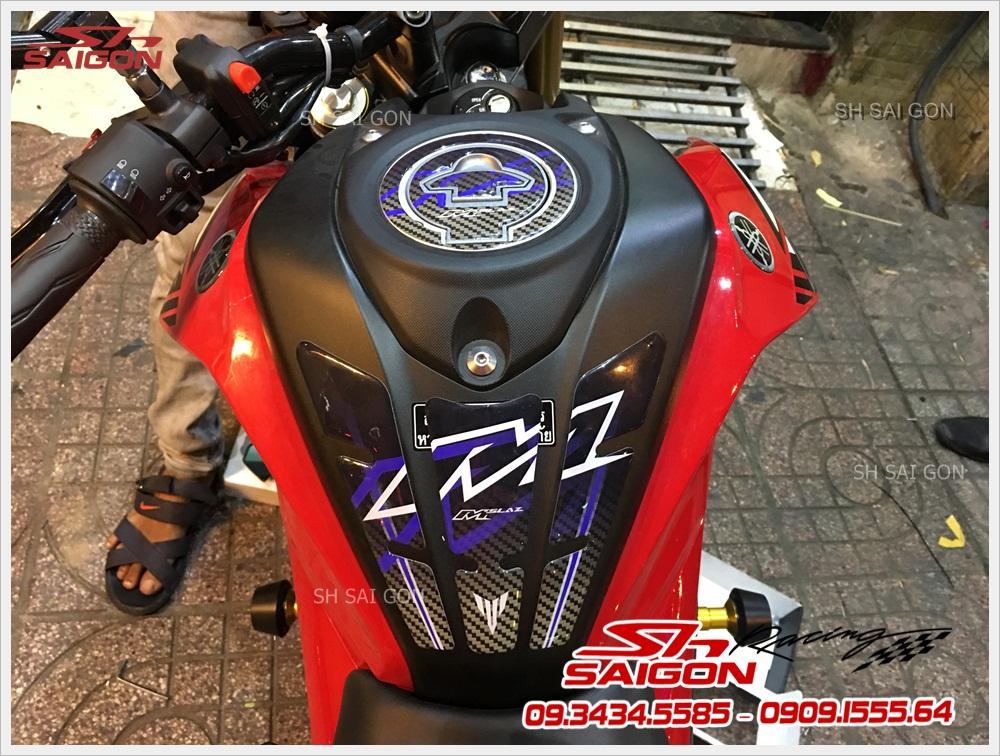 Xe TFX 150 gắn tem bình xăng cực chất giá siêu rẻ cao cấp tại Quận 5