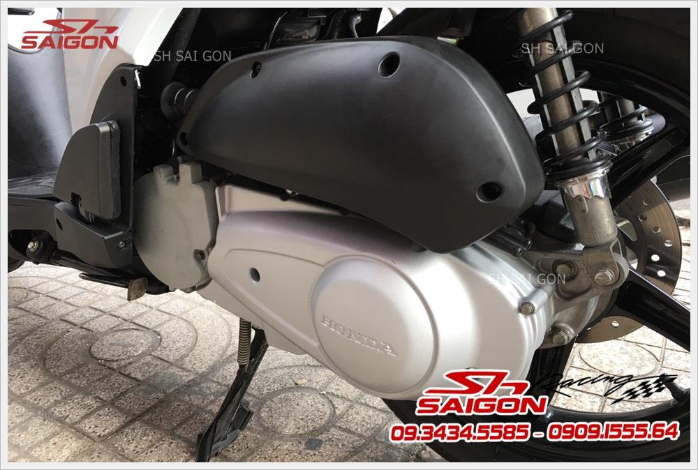 Xe SH VN 125i 150i lắp dàn áo sh ý nhập thái đẳng cấp giá rẻ chính hãng ở Shop SH Sài Gòn