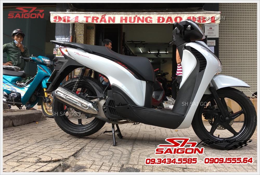 Xe SH VN 125i 150i độ dàn áo sh ý nhập thái cực ngầu giá siêu rẻ uy tín ở Hồ Chí Minh