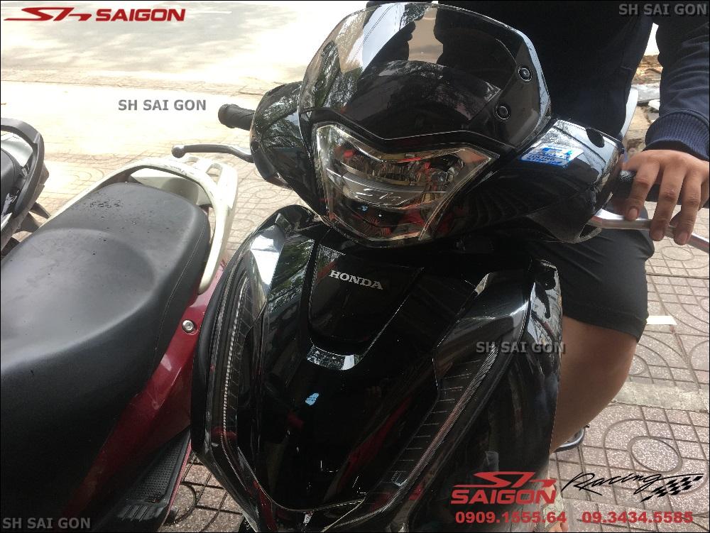 Photo xe SH Việt Nam 2017 2018 2019 thay kính chắn gió uy tín giá ưu đãi tại Sài Gòn